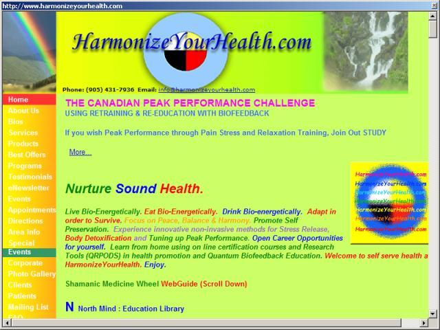 Harmonize Your Health