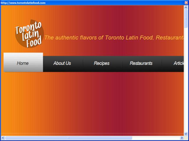 Toronto Latin Restaurants and Food Recipes