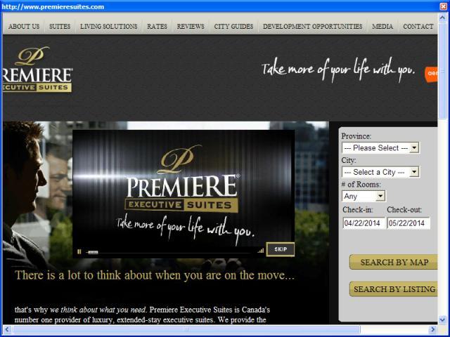 Premiere Executive Suites