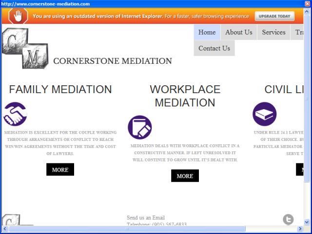 Cornerstone Mediation