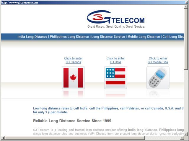 G3 Telecom