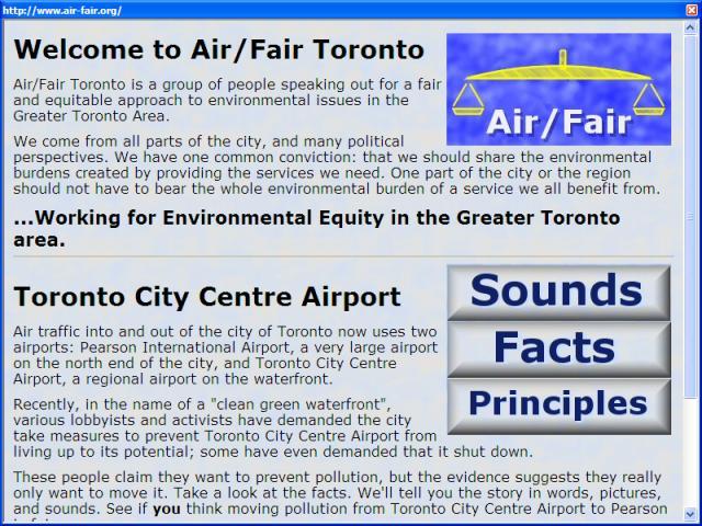 Air/Fair