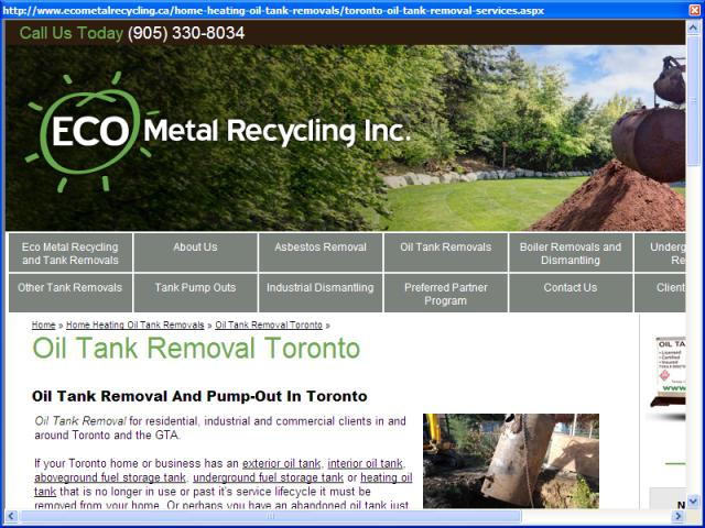 Eco Metal Recycling