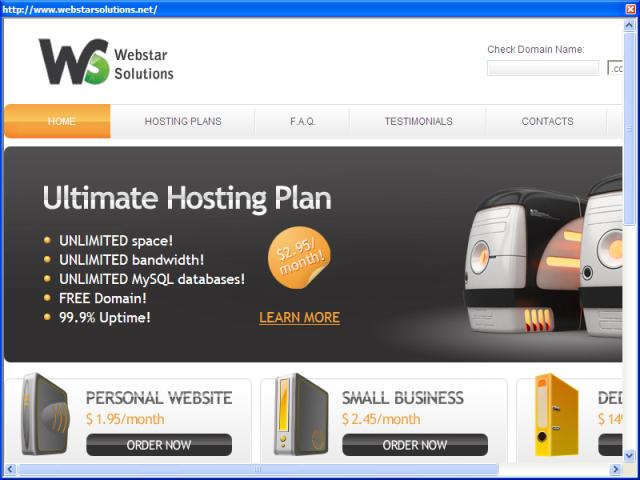 Free database website templates 316465 - hitori49.info