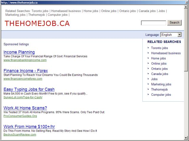 The Home Job.ca