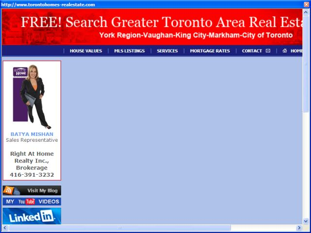 Toronto Real Estate Residential Commercial