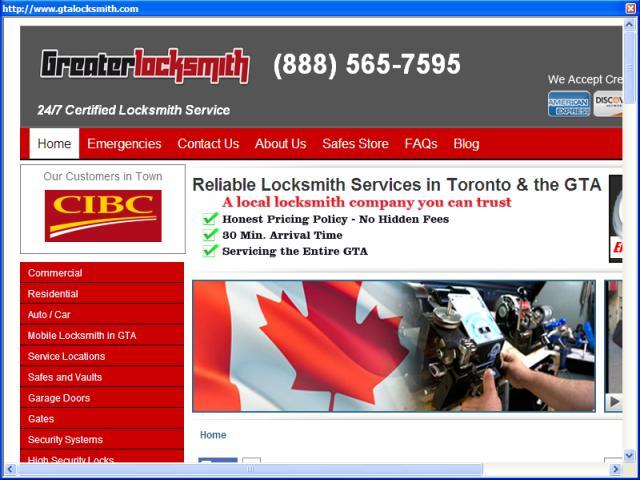 GTA Locksmith - Locks & Security Specialists