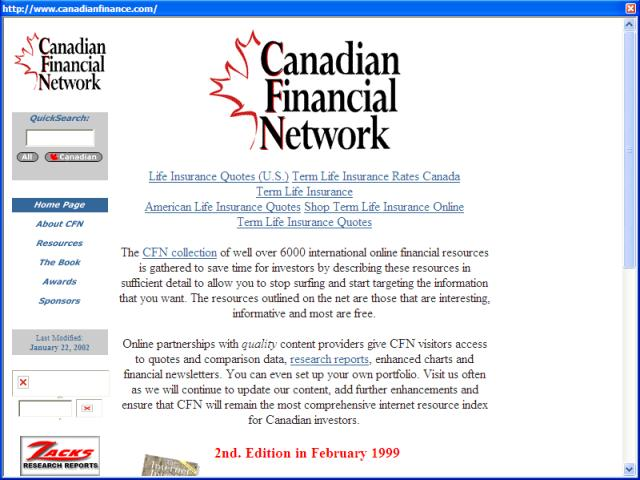 Canadian Financial Network
