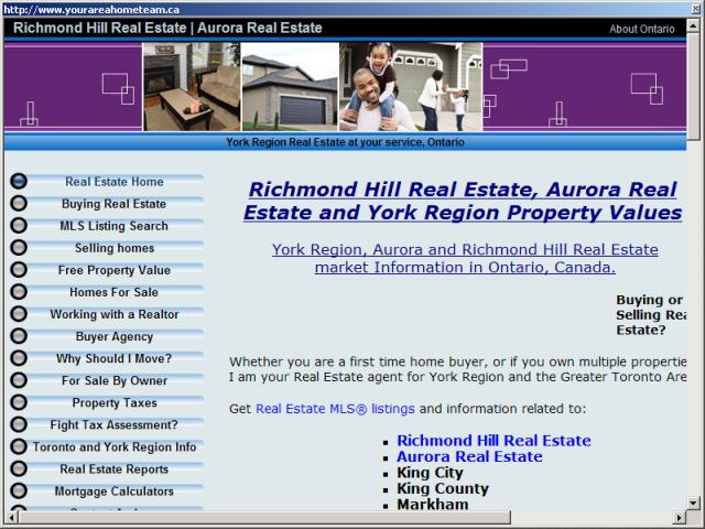 Your Area Home Team - Real Estate Service