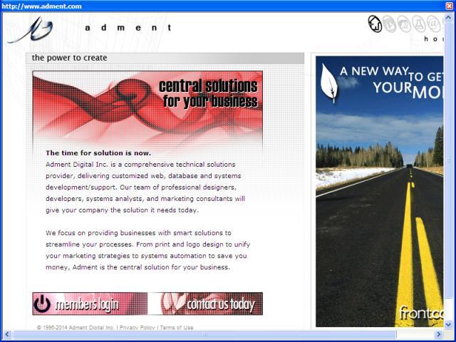 Adment Digital Inc - Technical Solutions Provider