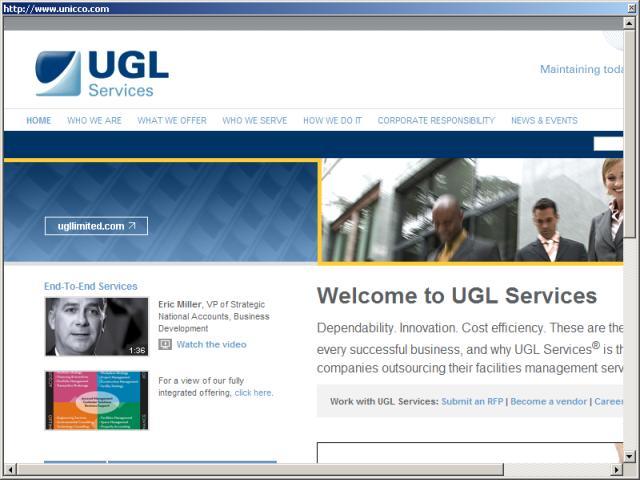 Unicco Service Company