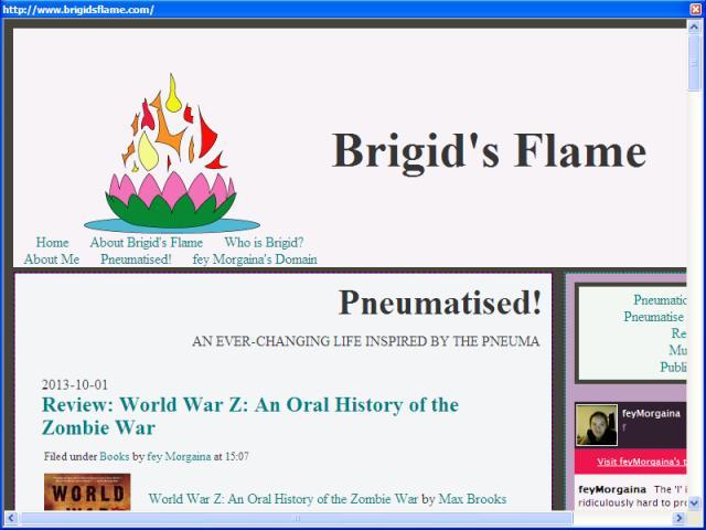 Brigid's Flame