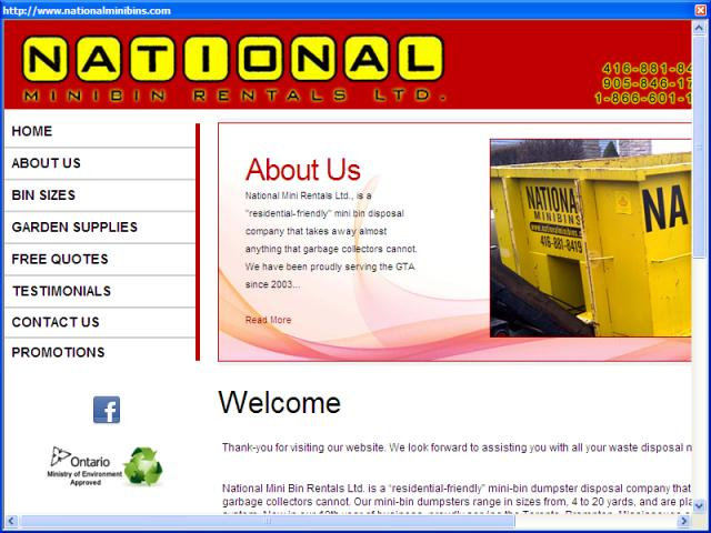 National Minibin Renals