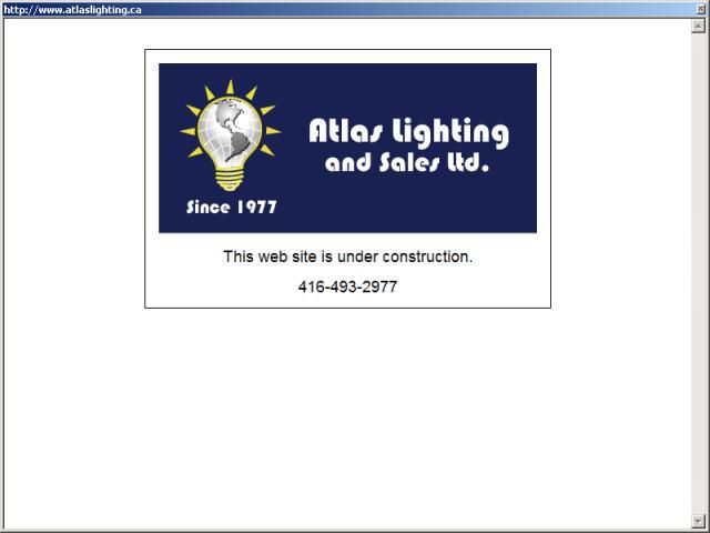 Atlas Lighting & Sales Limited