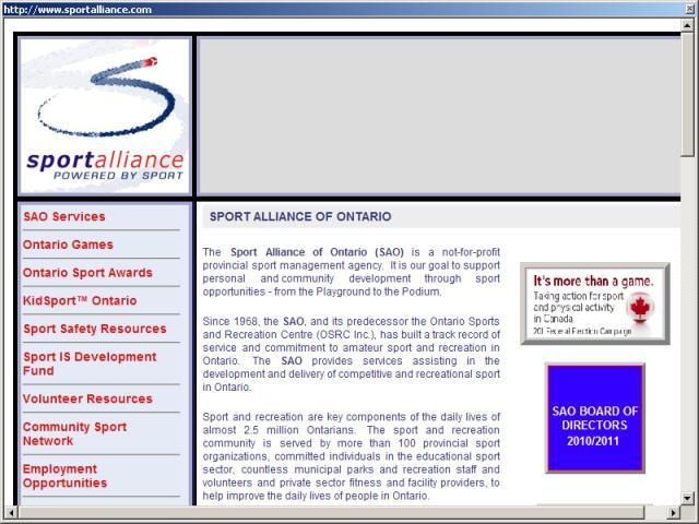 Sport Alliance