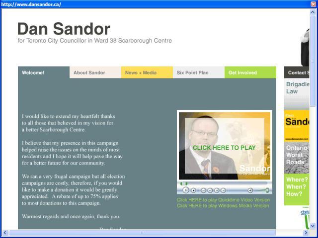 D: Dan Sandor