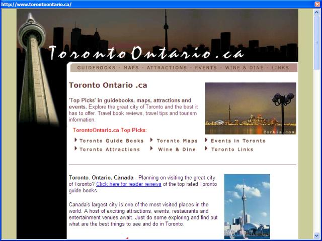 TorontoOntario.ca.