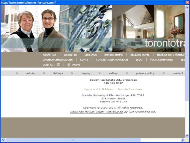 Marisha Robinsky - Sutton-Granite Hill Realty Inc.
