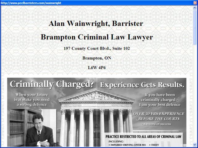 Alan B. Wainwright