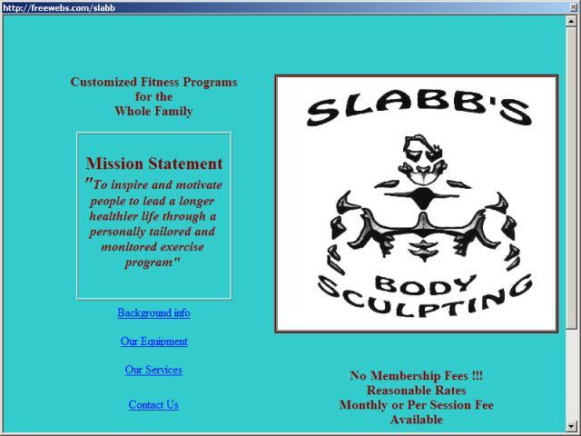 Slabbs Body Sculpting