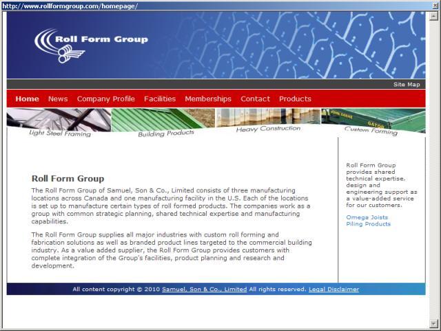 Toronto Directory: Materials & Supplies: Construction ...