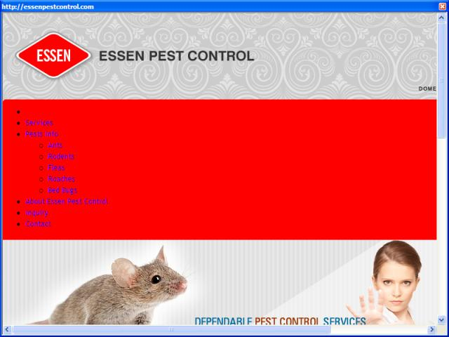 Essen Pest Control Services
