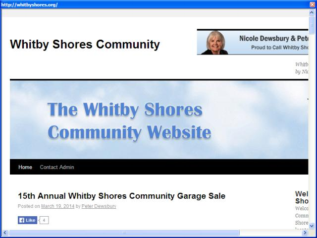 Whitby Shores Community