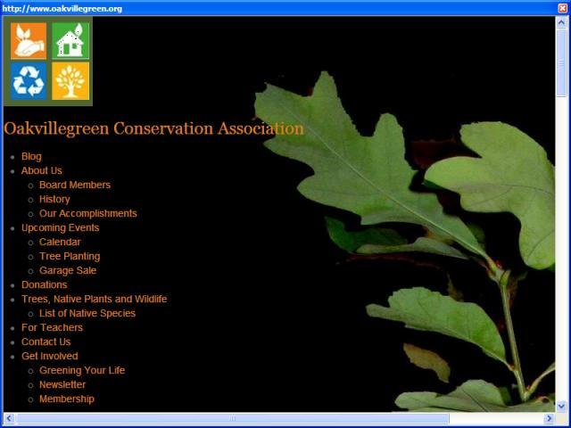 Oakvillegreen Conservation Association