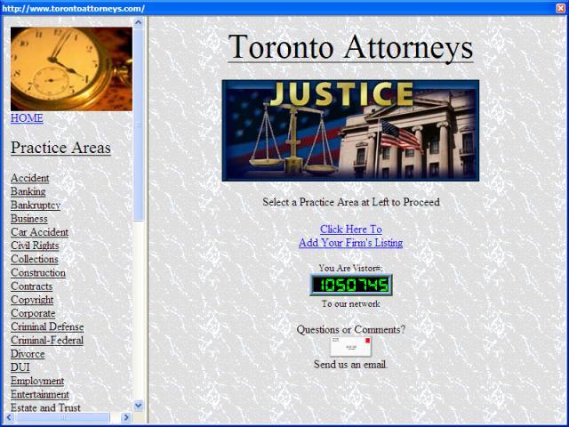 Toronto Attorneys.com