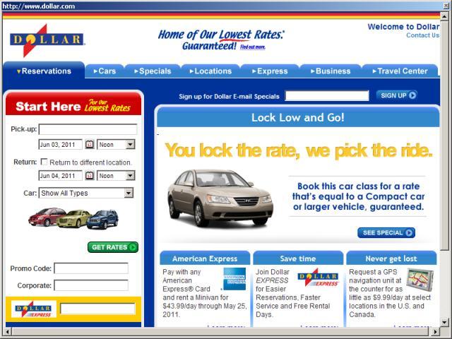 National car coupon code
