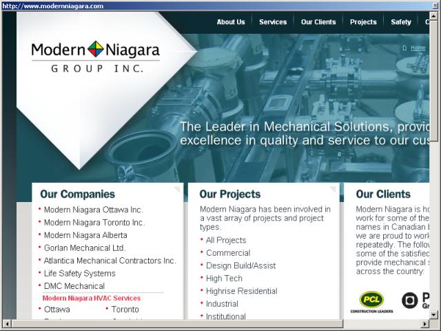 Modern Niagara Group Inc