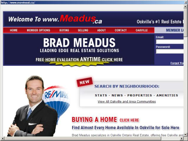 Brad Meadus - Real Estate agent