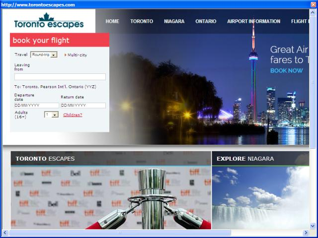 Toronto Escapes