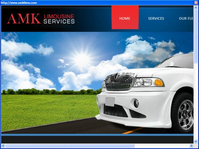 ... : Limousines & Taxi: GTA Transportation: AMK Limousine Service