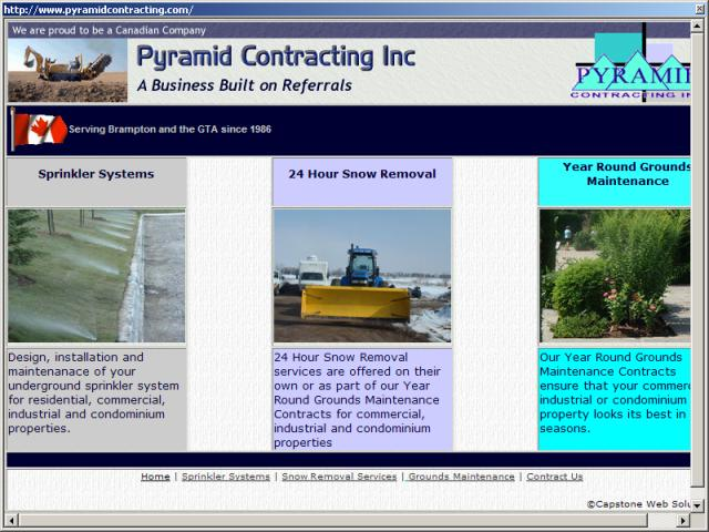 Pyramid Contracting Inc.