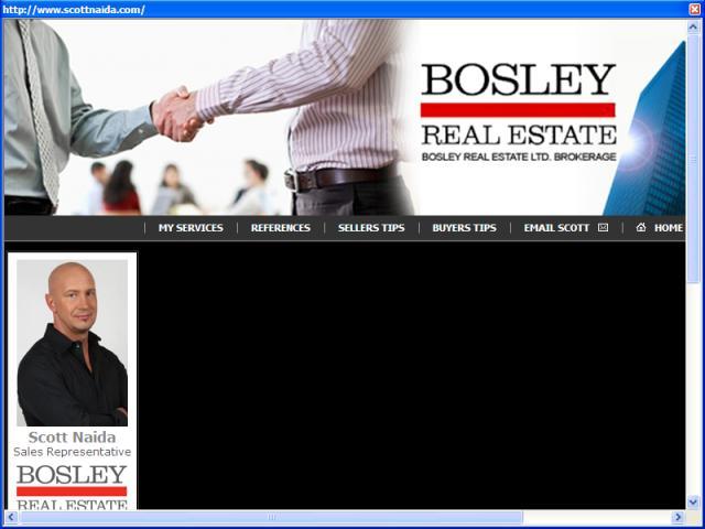 Scott Naida - Bosley Real Estate