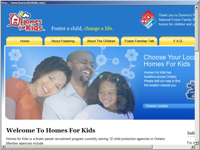 Homes For Kids