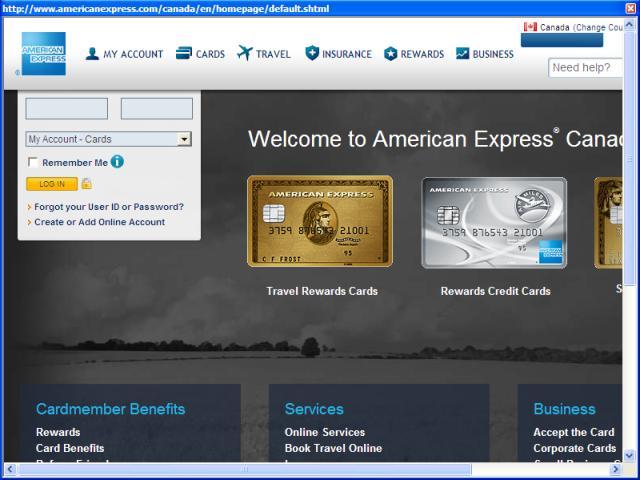 American Express Canada Inc.
