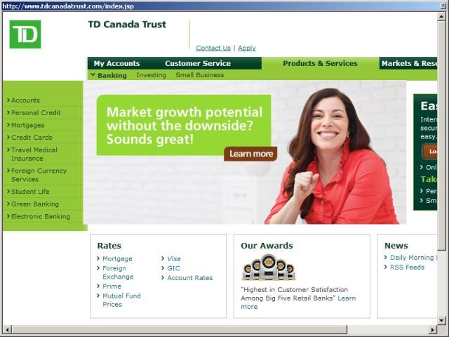 how to get my account number td canada trust