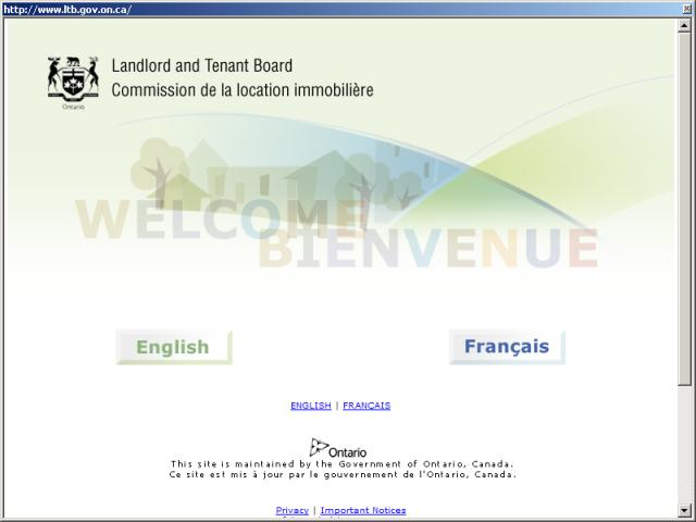 The Landlord and Tenant Board