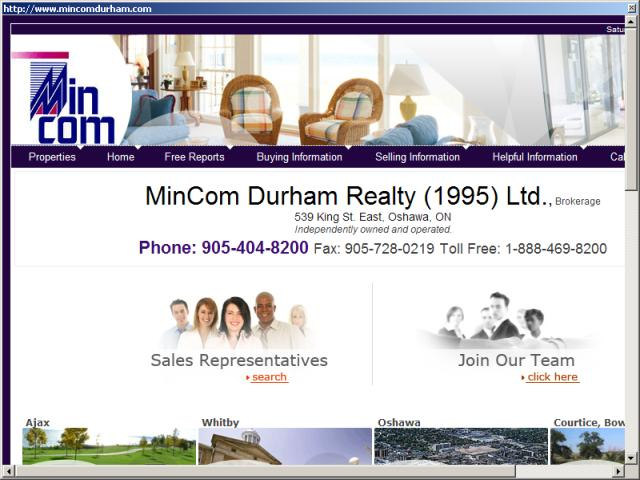 MinCom Durham Realty Ltd. Brokerage
