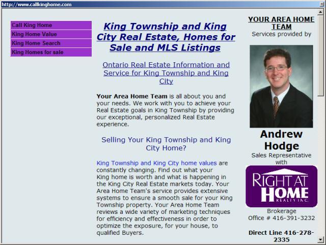 King Township / King City Real Estate
