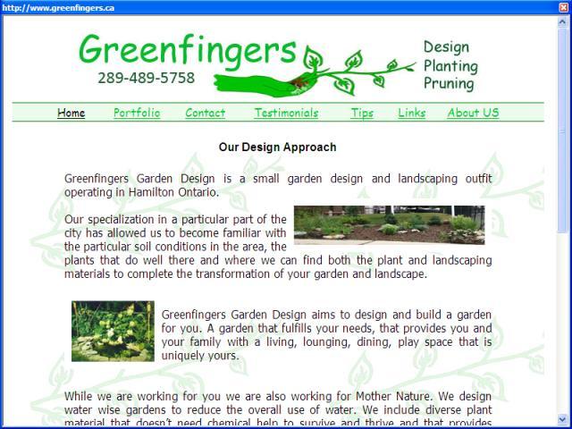 GreenFingers - Gardening