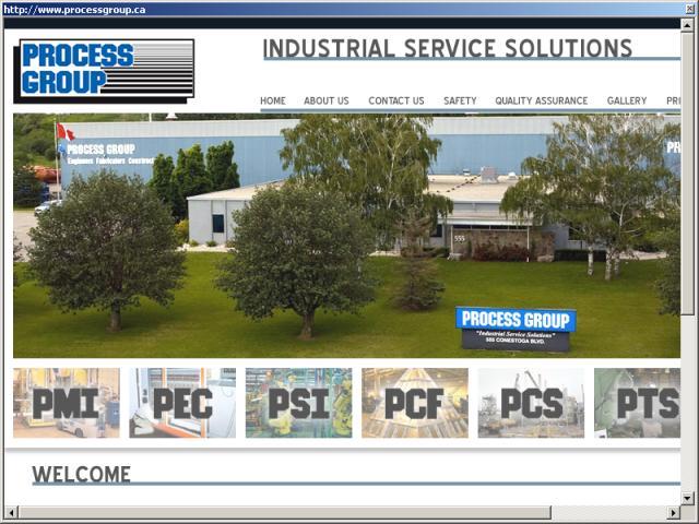Process Mechanical Installations