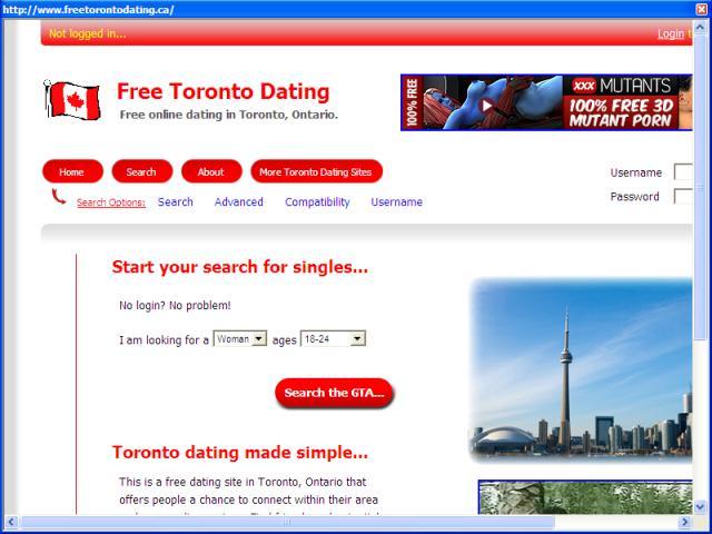 Free Toronto Dating